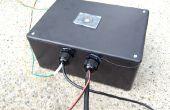 Auto de Arduino proyecto jardín de riego