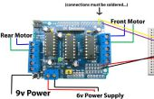 Otro Arduino Control remoto coche controlado por teléfono Android con Bluetooth módulo