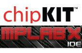 A partir de un proyecto en MPLAB X para chipKIT productos