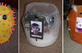 Sparky Jr. - Robot de telepresencia DIY