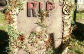 Recuperar viejas lápidas de los muertos