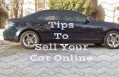 Vender tu coche Online con facilidad