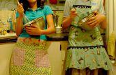 Lo que Mayo... Cocina divertida con tus hijos
