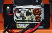 Desulfator para baterías de coche 12V, en una lata Altoids