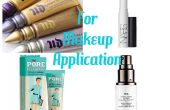 Prep & Prime para aplicaciones de maquillaje