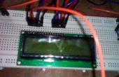 Interfaz Lcd con Arduino para principiantes guía