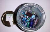 Cómo organizar mi colección de condensador electrolítico