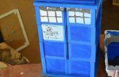 Caja TARDIS, hecha de cajas más pequeñas!