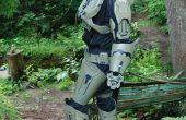 Cómo hacer espuma de armadura de Halo