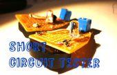 Corto, corto circuito probador