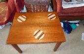 Cómo para restaurar madera mesas muebles