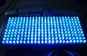 Matriz de LED 24 x 10 (basado en Arduino)