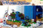 Torta de cumpleaños de Skylanders