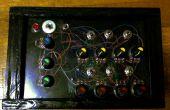 Generador de sonido extraño - cómo hacer un panel de control