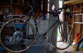 Soporte de reparación de bicicletas (fácil, barato, rápido)
