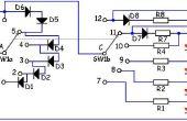 Usando diodos para Control del ventilador.
