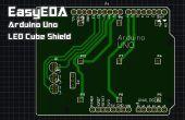 Cómo crear un escudo Arduino muy fácil (utilizando EasyEDA)