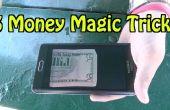 3 dinero magia trucos - cómo a