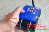 Repensar el teléfono para invidentes - con un bastón inteligente