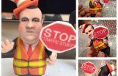 Cómo ridiculizar públicamente Chris Christie con un 3d impresos acción figura