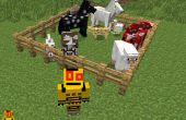 Animales Minecraft