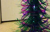 Embotellado el árbol de Navidad