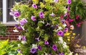 BRICOLAJE de flor de torre