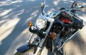Bigote - la Motostache de la motocicleta