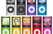 Reparacion de iPod Nano 4G (5G?)