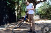 Cómo coger a una serpiente con seguridad