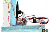 Aerodeslizador de carreras de control remoto