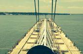 Cómo detener un 630' carguero de los grandes lagos en un duro