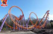 """Montaña rusa de KVG, """"Speed Of Sound"""" [fotos + prueba de vídeo] [Cancelt]"""