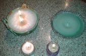 Fácil velas con mechas ficha pop