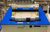 CNC - RF Shield para probador electrónico