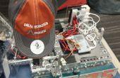 Transmisión del robot