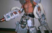 ROBOT gigante de anime locura en Mokuba