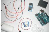 Crear un Robot que sigue la mano