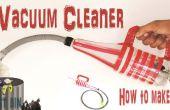 Cómo hacer aspiradora utilizando botellas de plástico en casa