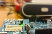 SoundFont MIDI Sintetizador con Intel Edison y Fluidsynth