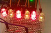 Arduino Mini LED luces de Navidad