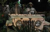 Cómo gemelos cambian aceite en un Jeep