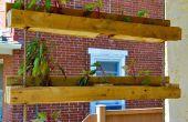 Proyecto de plataforma inspirado! Que los jardines colgantes de plataforma-el plantador