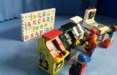 Sala de juegos de arcade de LEGO