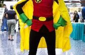 """Cómo hacer un Batman """"Robin: Damien Wayne"""" traje"""