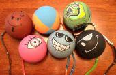 Yoball - el yoyo reinventada que es más simple, más versátil y lo mejor de todo DIY