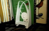 Panaderos Rack sujetalibros - Blender 3d impresión