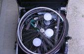 Cómo embalar una bicicleta con acopladores de S & S