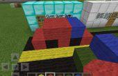 Coches de Minecraft