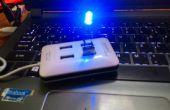 USB de salida comprobador de